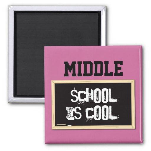 School is Cool Magnet