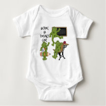 School Is Toadally Cool Baby Bodysuit