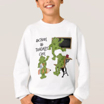 School Is Toadally Cool Sweatshirt