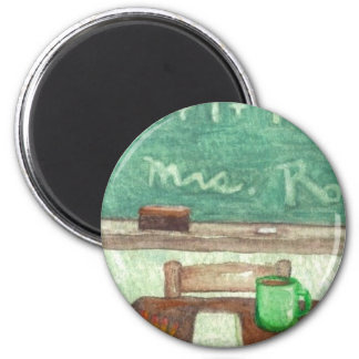 School - Its a School Thing 2 Inch Round Magnet