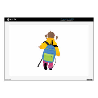 School Kid Decal For Laptop