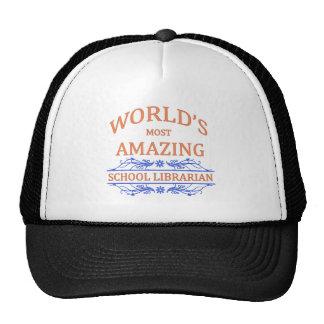 School Librarian Hat
