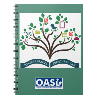 """School Libraries Branching Out"" Notebook"