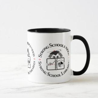 School Libraries Mug