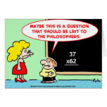 school math left philosophers card