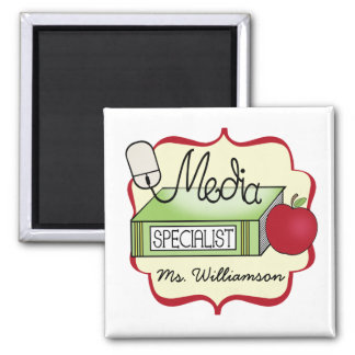 School Media Specialist Magnet