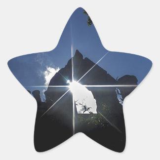School nook star sticker