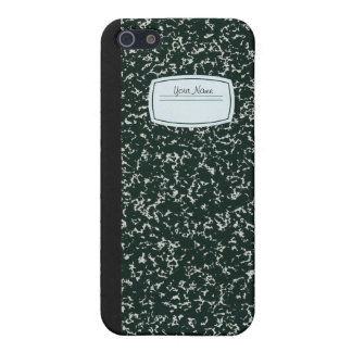 School Note Book iPhone 5  Case