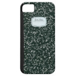 School Note Book iPhone 5 Cover