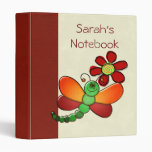 School Notebook 3 Ring Binder