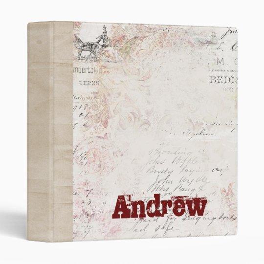 School Notebook Binder