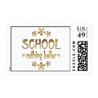 SCHOOL Nothing Better Stamps
