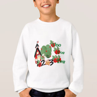 School & Numbers -Youth Sweatshirt