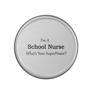 School Nurse Bluetooth Speaker