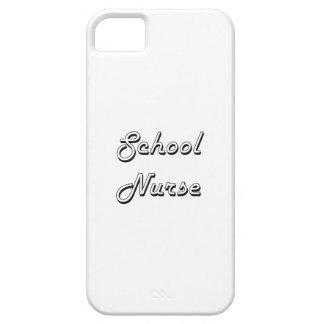 School Nurse Classic Job Design iPhone 5 Cases