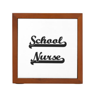 School Nurse Classic Job Design Pencil Holder