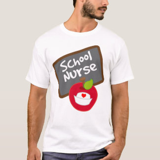 School Nurse Gift T-Shirt