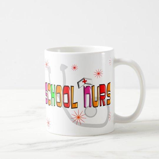 School Nurse Gifts & T-Shirts Coffee Mug