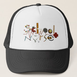 School Nurse Hat by MagsGraphics
