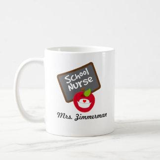 School Nurse Personalized Gift Mug