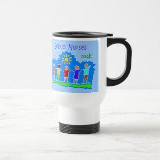 School Nurses Rock Coffee Mug Coffee Mug