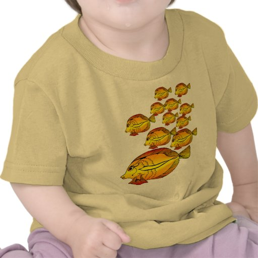 School of Angels Baby Shirt
