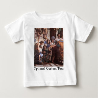 School of Athens (detail - Euclid) Baby T-Shirt