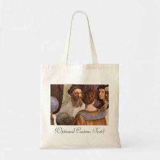 School of Athens (detail) Tote Bag