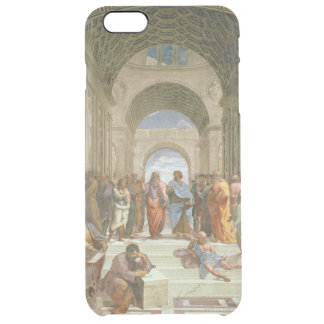 School of Athens, from the Stanza della Clear iPhone 6 Plus Case