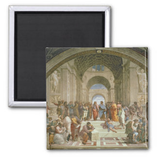 School of Athens, from the Stanza della Magnet