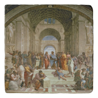 School of Athens, from the Stanza della Trivet