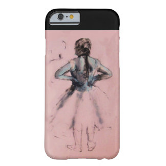 SCHOOL OF DANCE ,BALLERINA  BALLET DANCER IN PINK BARELY THERE iPhone 6 CASE