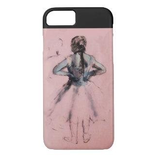 SCHOOL OF DANCE ,BALLERINA  BALLET DANCER IN PINK iPhone 7 CASE