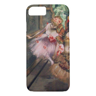 SCHOOL OF DANCE /BALLERINA BALLET DANCERS IN PINK iPhone 8/7 CASE