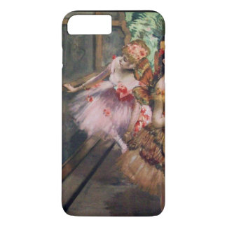 SCHOOL OF DANCE /BALLERINA BALLET DANCERS IN PINK iPhone 8 PLUS/7 PLUS CASE