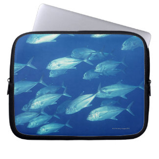 School of Fish 4 Laptop Sleeve