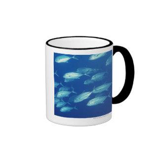 School of Fish 4 Ringer Mug