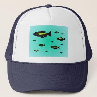 """School of Fish"" Hat"