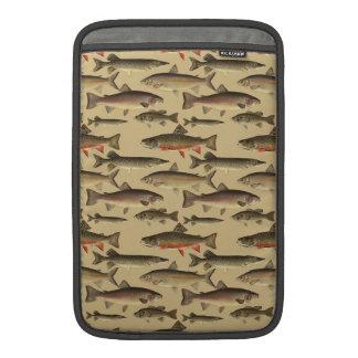 School Of Fish Sleeves For MacBook Air