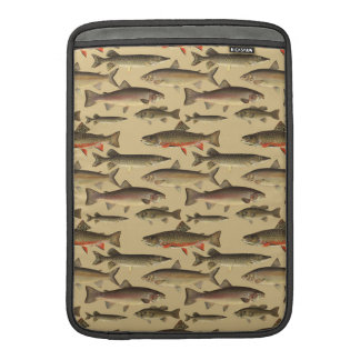 School Of Fish MacBook Air Sleeve