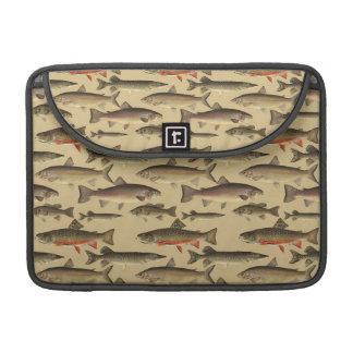 School Of Fish Sleeves For MacBook Pro