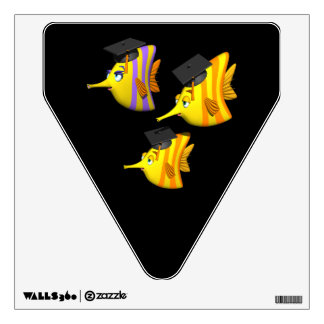 School Of Fish Wall Skin