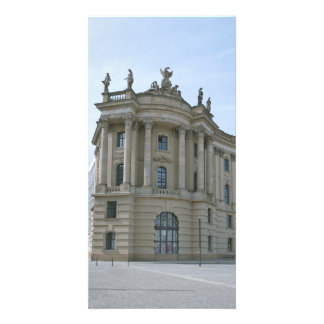 School of Law Humboldt University in Berlin Card