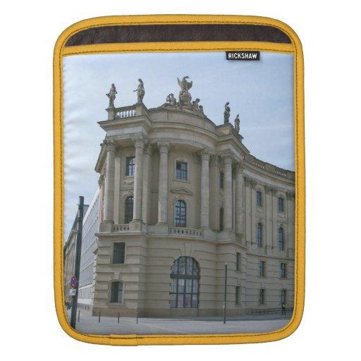 School of Law Humboldt University in Berlin Sleeves For iPads
