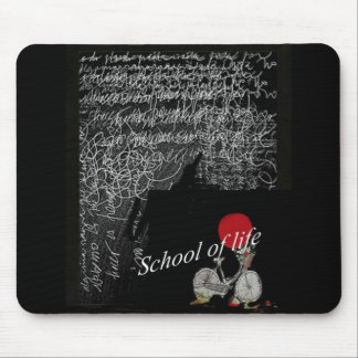 School of life mouse pad