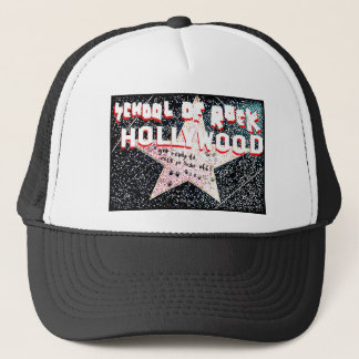 School of Rock Hollywood Trucker Hat