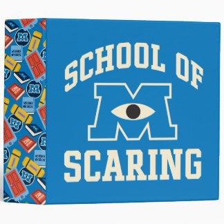 School of Scaring Binder