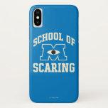 School of Scaring iPhone X Case