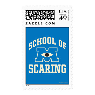 School of Scaring Postage
