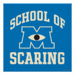 School of Scaring Posters